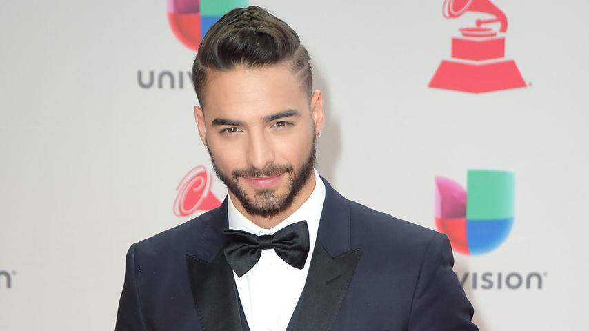 Maluma bei den Latin Grammy Awards 2017 in Las Vegas