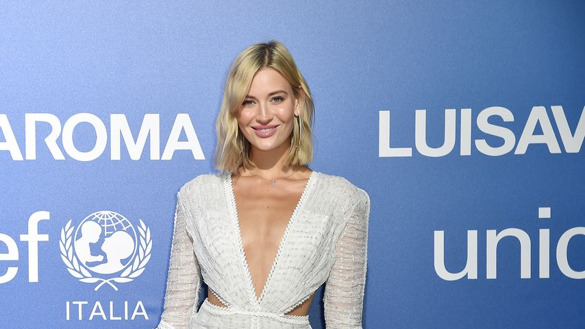 Mandy Bork bei der Unicef Summer Gala Presented by Luisaviaroma, August 2019