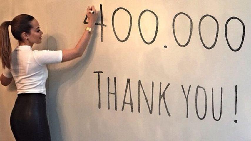 Fan-Ansturm: Mandy Capristo wird immer beliebter