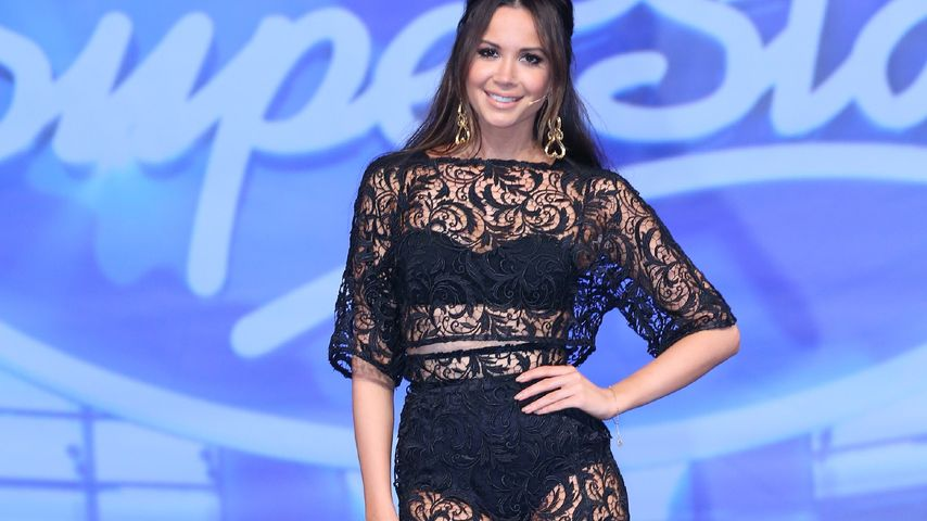 Mandy Capristo bei DSDS