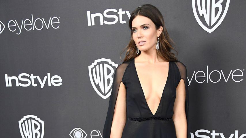 Mandy Moore bei der Post-Golden Globes Party von InStyle und Warner Bros. Pictures 2017