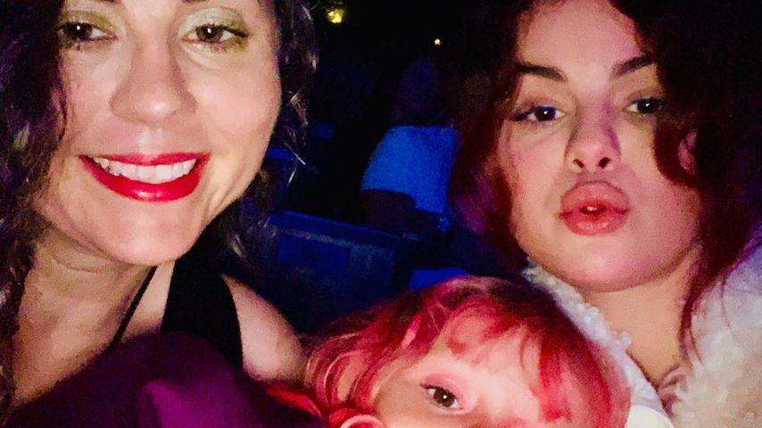 Seltenes Foto: Selena Gomez mit ihrer Mutter und Schwester!