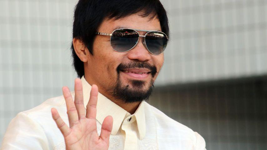Wie bitte? Box-Star Manny Pacquiao hetzt gegen Homosexuelle