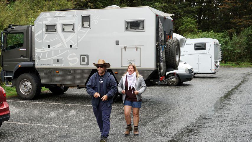 Manu und Konny Reimann in Neuseeland