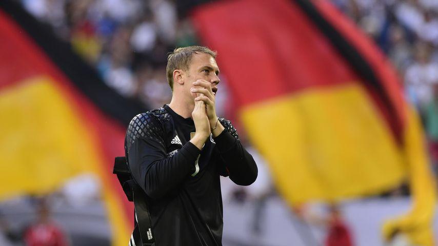 """""""Unfaires Ergebnis"""": Manuel Neuers 1. Worte nach EM-Aus"""