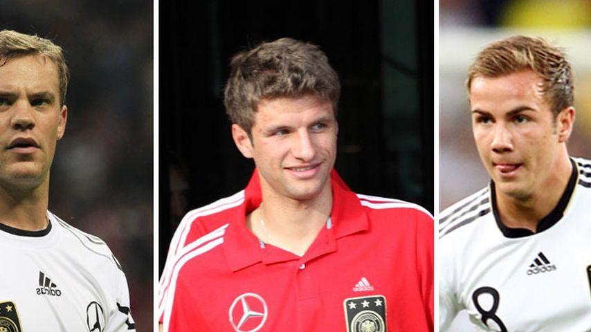 Diese deutschen Kicker sind die Werbe-Kings!