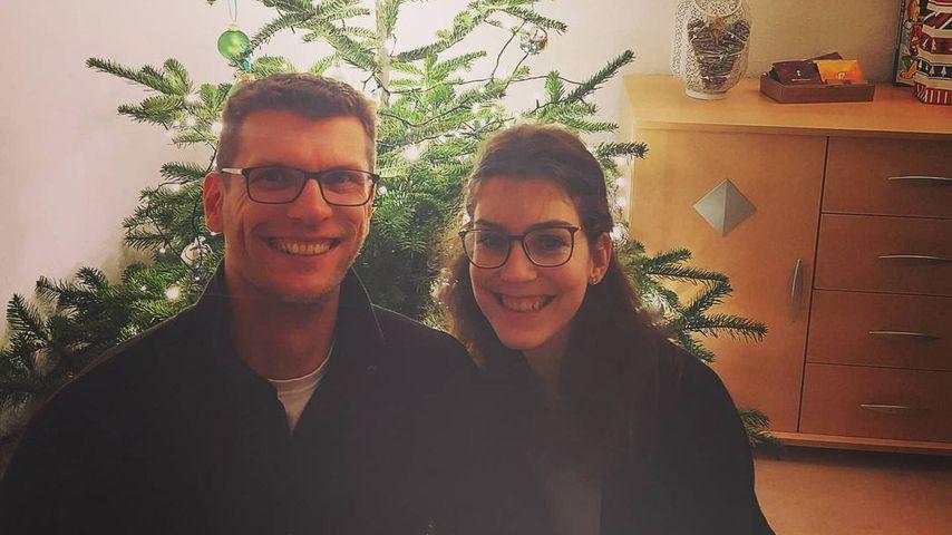 Hochzeit Auf Ersten Blick Annika Teilt Selfie Mit Manuel Promiflash De