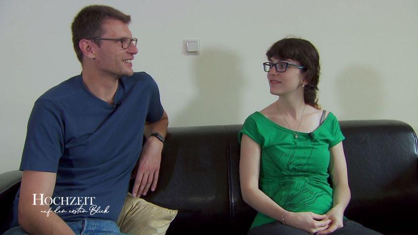 """Manuel und Annika, """"Hochzeit auf den ersten Blick""""-Kandidaten 2020"""