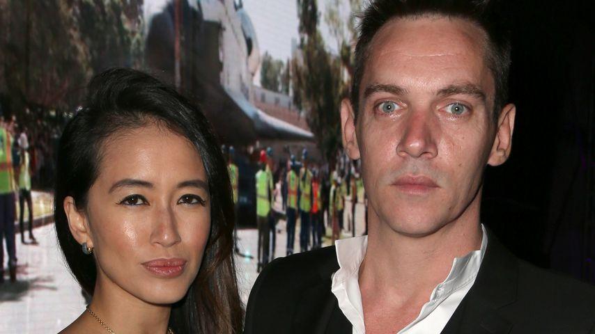 Mara Lane und Jonathan Rhys Meyers bei einer Award-Verleihung in Los Angeles