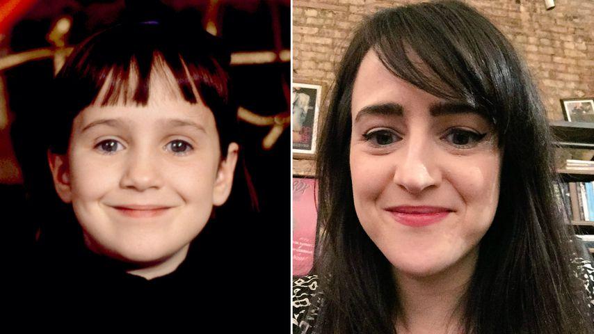 """""""Matilda"""": Was wurde aus 90er-Jahre-Kinderstar Mara Wilson?"""