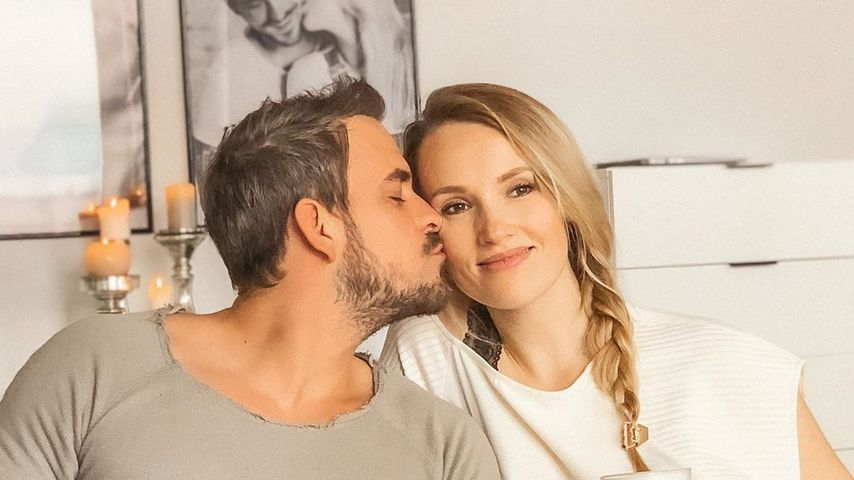 Marc Barthel und Anna Hofbauer
