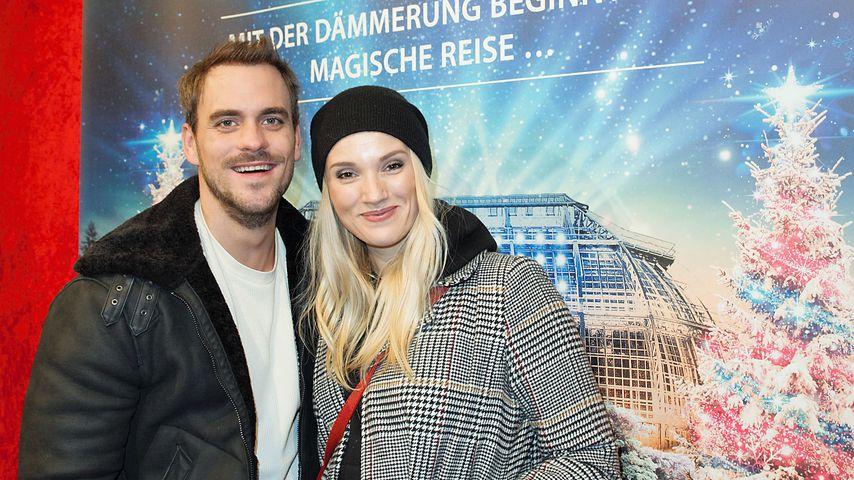 Romantisches Date: Marc & Anna sind in Weihnachts-Stimmung