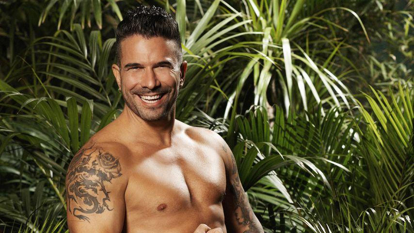 Marc Terenzi als Dschungel-Kandidat