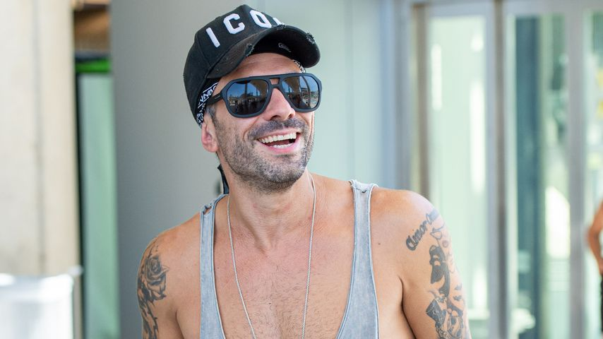 Marc Terenzi im August 2019