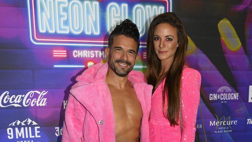 Insta-Flirt: Das ist Marc Terenzis neue Freundin Viviane