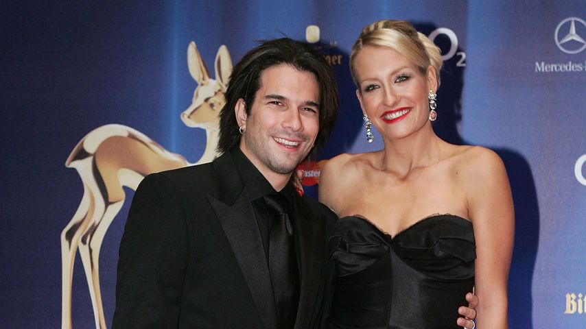 Marc Terenzi und Sarah Connor bei der Bambi-Verleihung im Dezember 2005