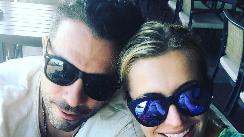 Marc Terenzi und Verena Kerth