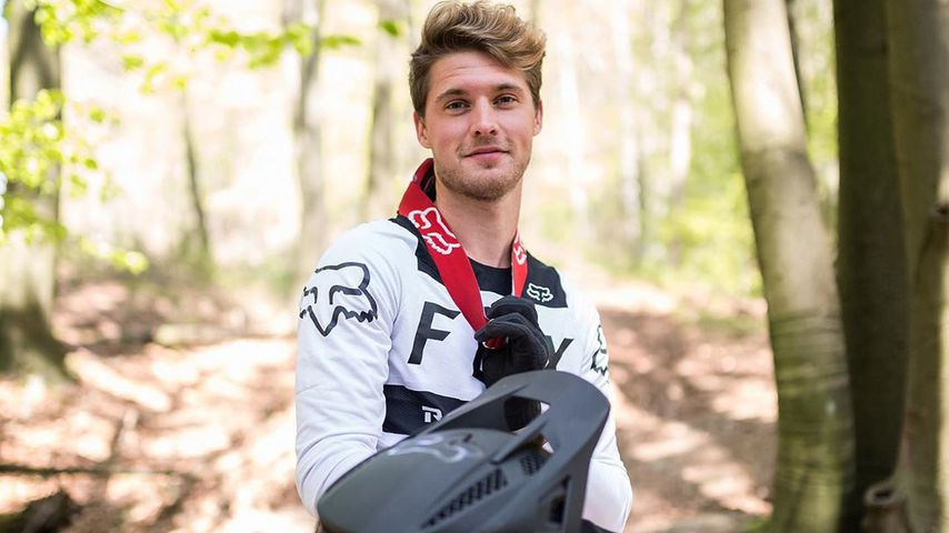 Marc Zimmermann, Hobby-Mountainbiker