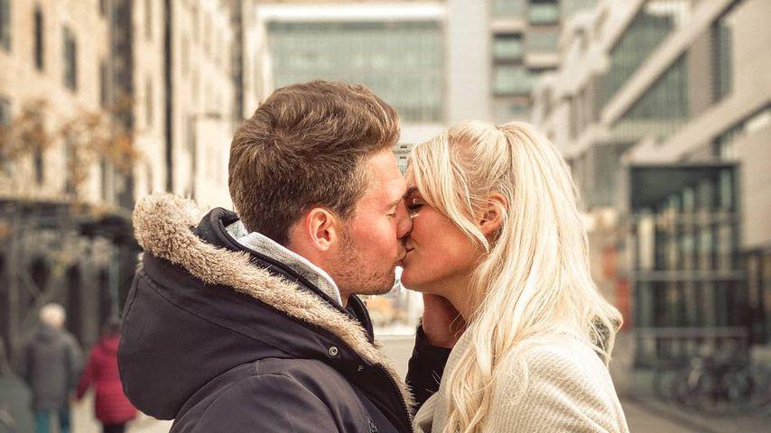 """Das """"Love Island""""-Couple Marc und Anna"""