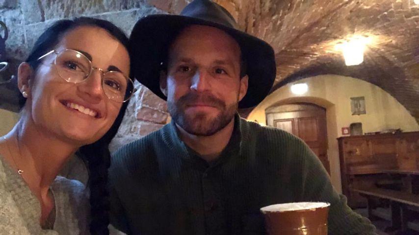 """""""Bauer sucht Frau International""""-Star Marco Bentzien und seine Ex-Verlobte"""