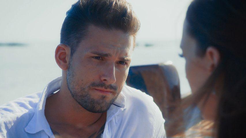 "Marco Cerullo und Christina Graß bei  ""Bachelor in Paradise"""