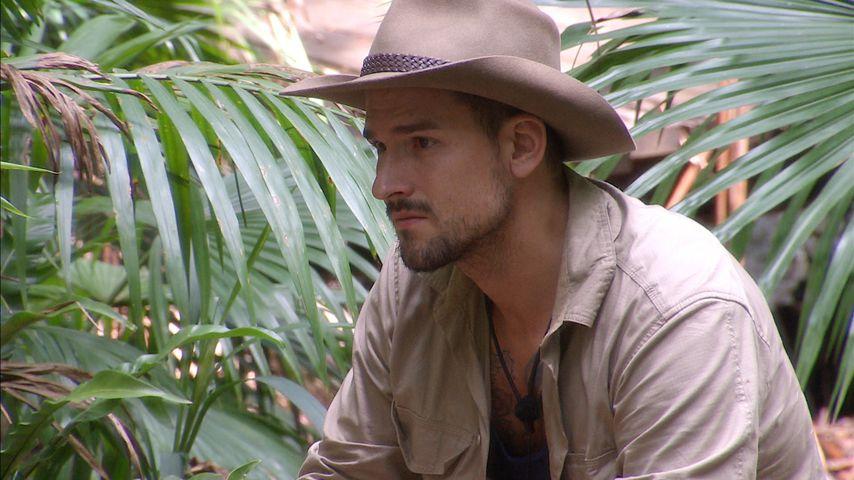 Marco Cerullo im Dschungelcamp 2020, Tag 8