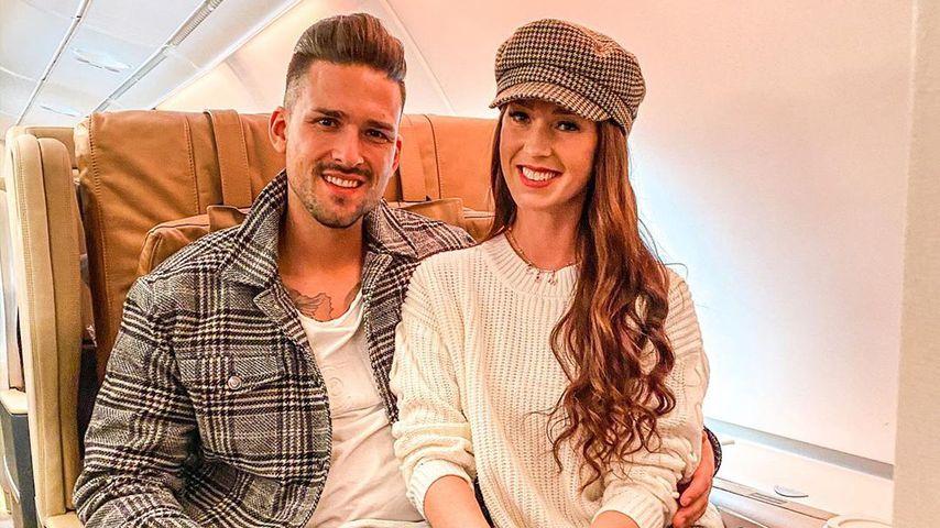 Marco Cerullo und Christina Graß, 2020