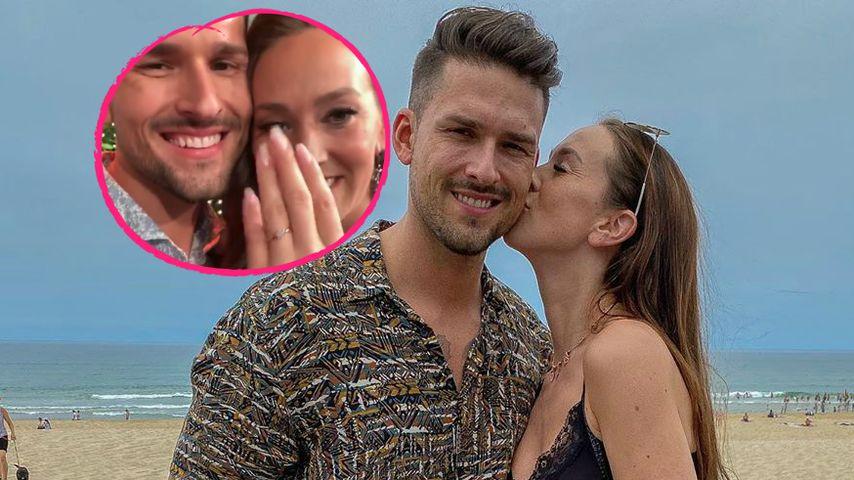 Nach TV-Verlobung: Christina Graß ist total überwältigt!
