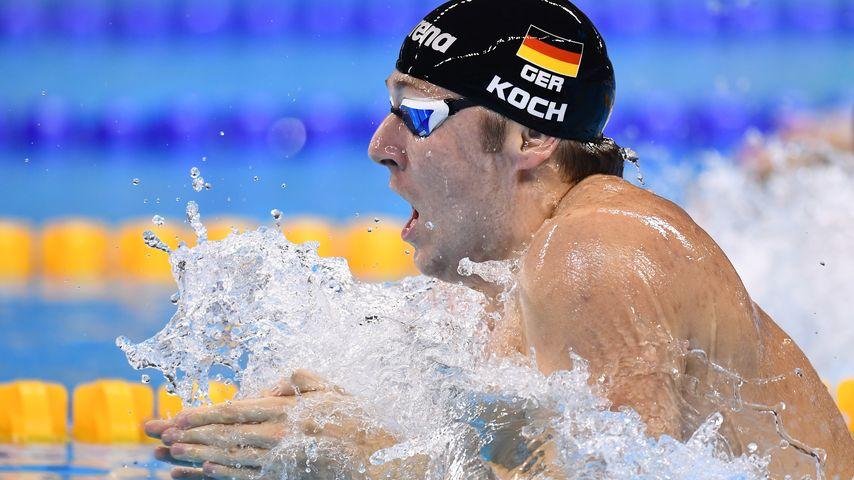 Marco Koch bei den Olympischen Spielen 2016