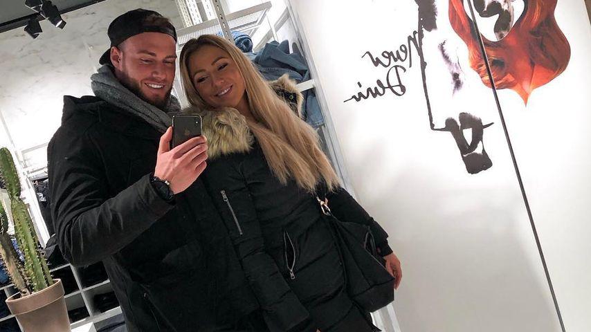 Marco Mirwald und Chethrin Schulze im Dezember 2018