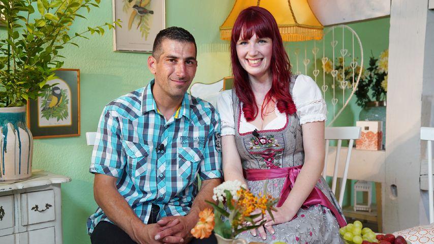 """Marco und Laura bei """"Bauer sucht Frau"""""""