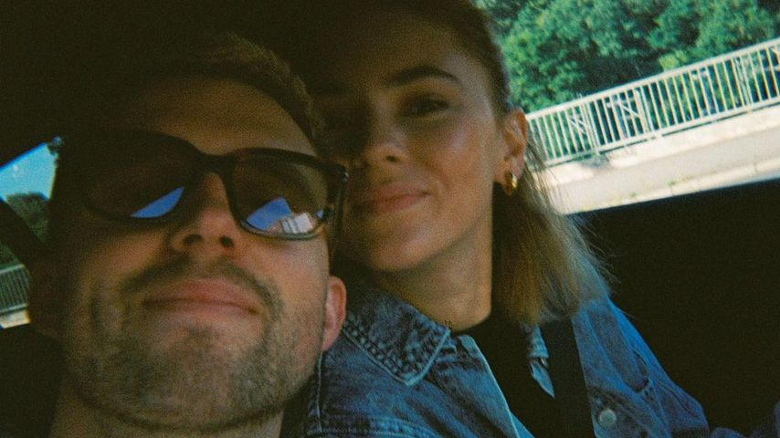 Schon fünf Jahre: Steffi Giesinger happy mit ihrem Marcus