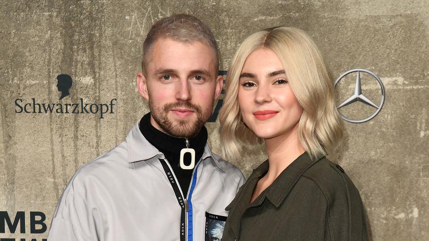 Marcus Butler und Stefanie Giesinger bei der Berlin Fashion Week 2020
