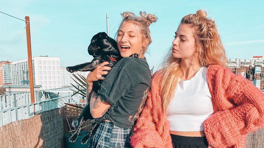 Mareike und Nadine, bekannt aus GNTM 2020