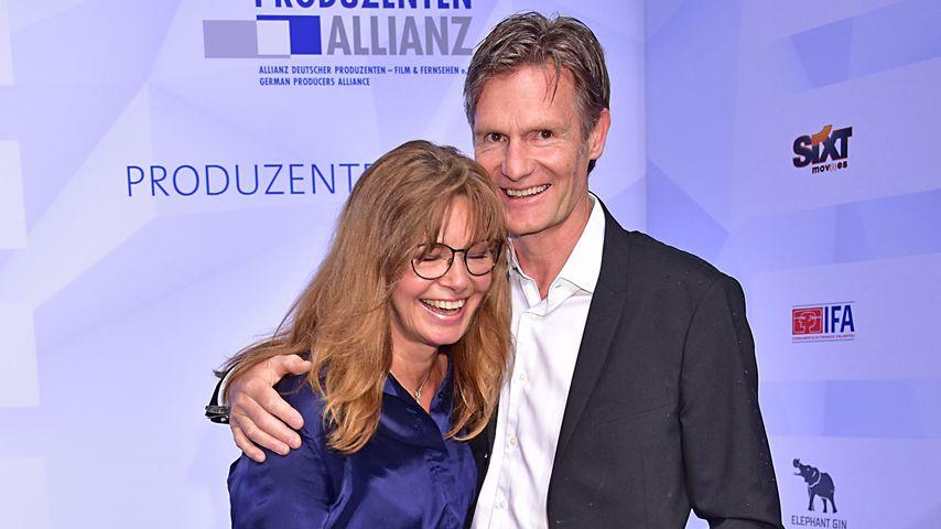 Maren Gilzer und Harry Kuhlmann