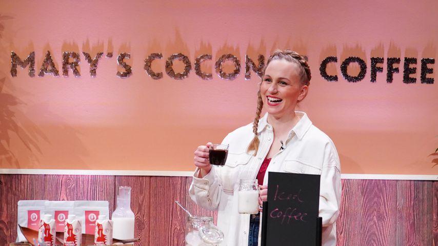 """Maren """"Mary"""" Weiß, Gründerin von Mary's Dream Coffee"""