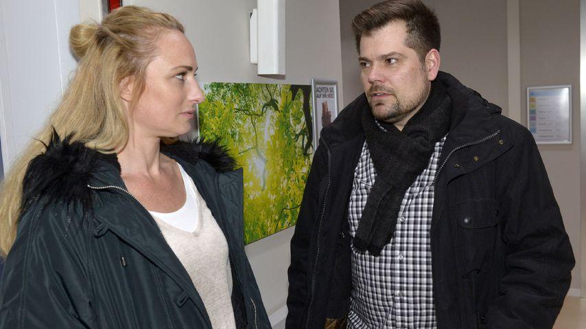 Wetter-Chaos prägt GZSZ-Set: Stars bei WM in Winterjacken