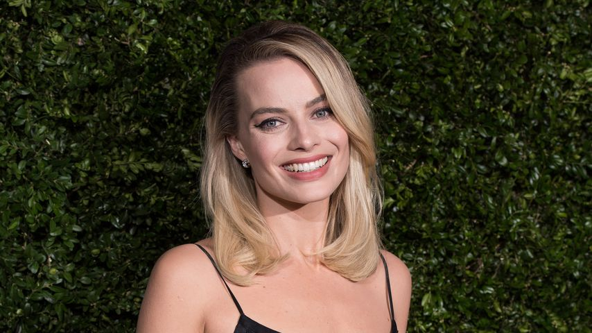 Margot Robbie im Februar 2019 in London