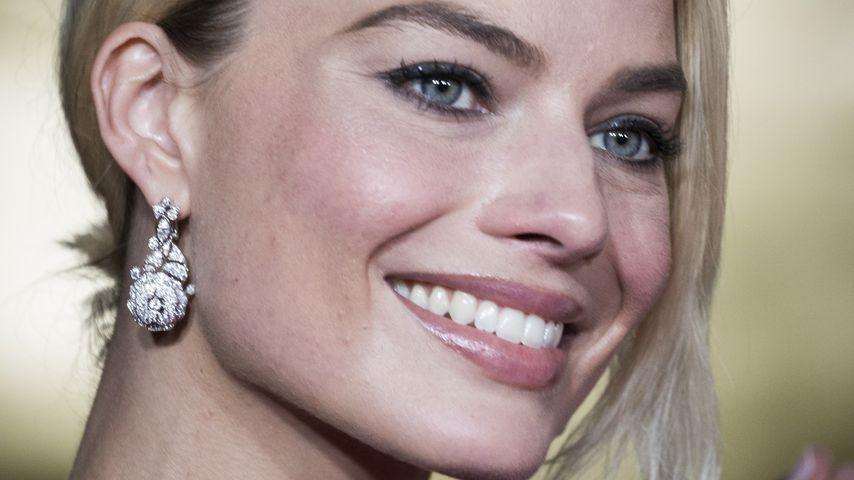 Margot Robbie bei den British Film Academy Awards in London im Februar 2020