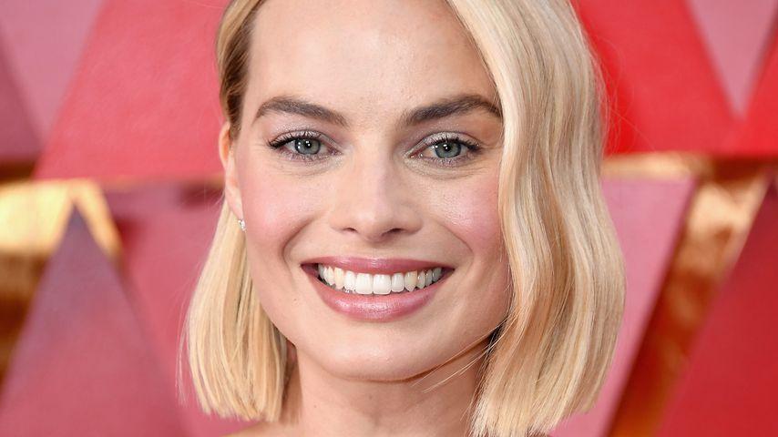 Verplappert: Wird Margot Robbie bald zum ersten Mal Mama?
