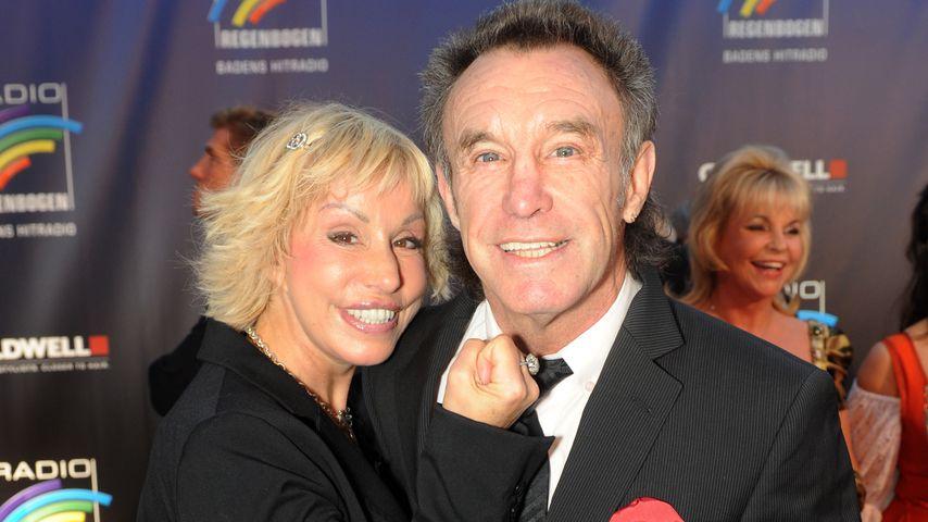 Maria und René Weller beim Radio Regenbogen Award, 2011