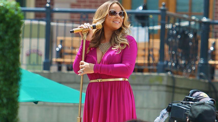 Angst um Mariah Carey: Stirbt sie wie einst Whitney Houston?