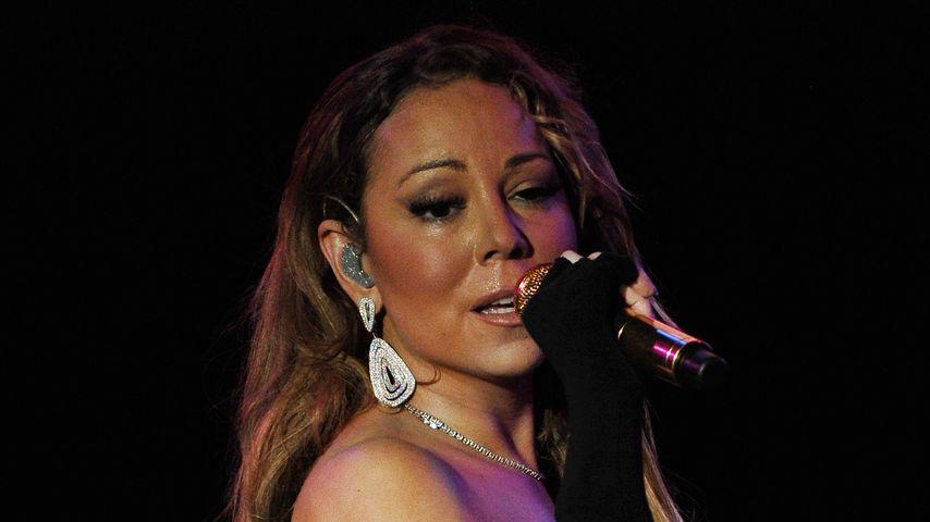 Mariah Carey: Peinliche Playback-Panne auf Jamaika