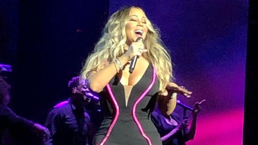 Mariah Carey bei einem Konzert in London im Mai 2019
