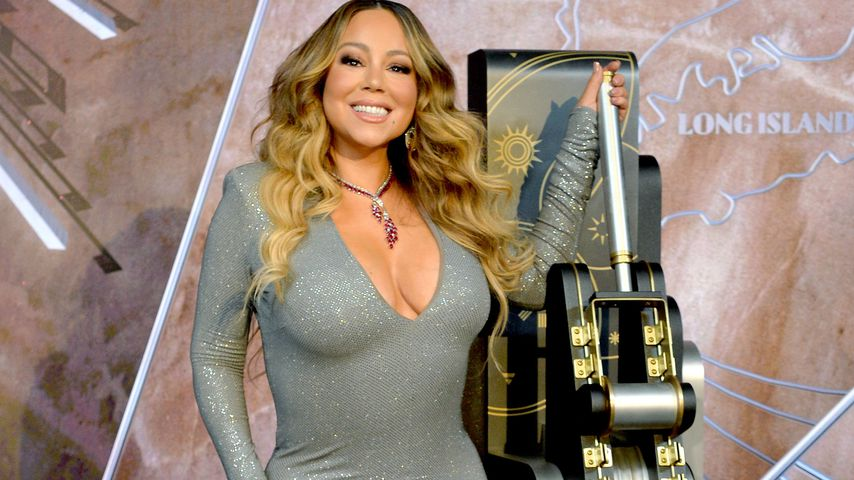 Mariah Carey 2019 in New York