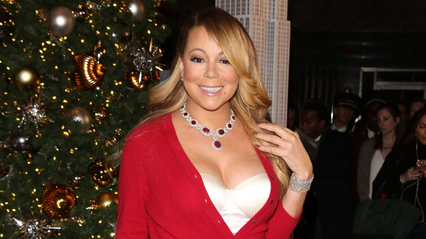 Mariah Carey 2016 in New York
