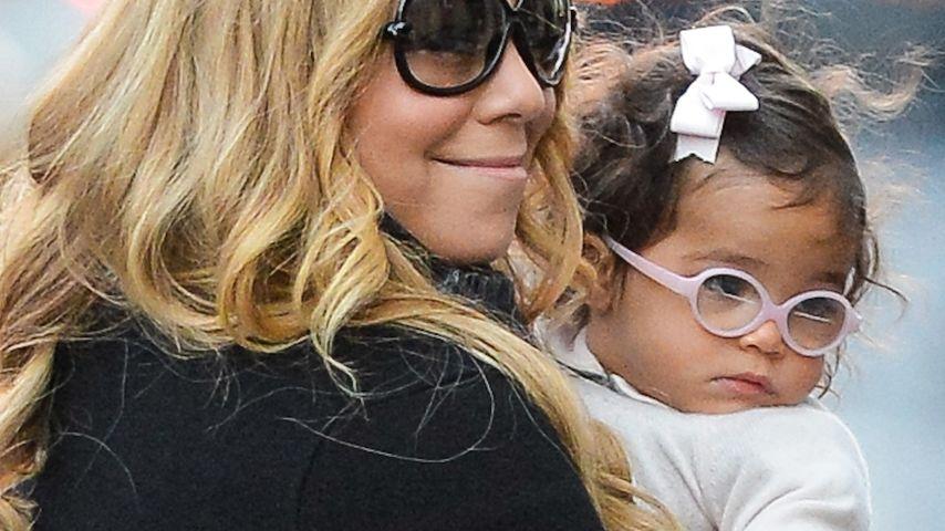 Rosa! Mariah Careys Tochter und ihre coole Brille