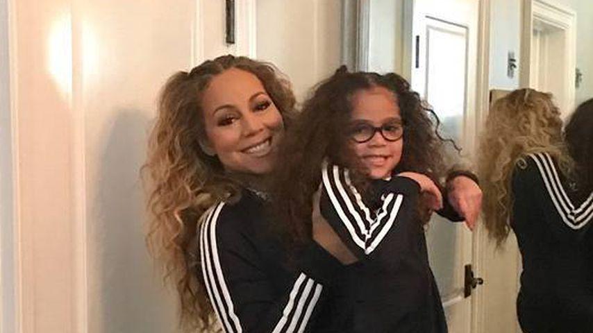 Wie süß: Mariah Careys Tochter sieht genauso aus wie sie
