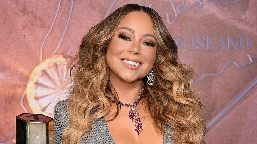 Mariah Carey bei einem Event in New York, 2020