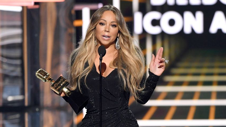 Mariah Carey bei den Billboard Music Awards 2019
